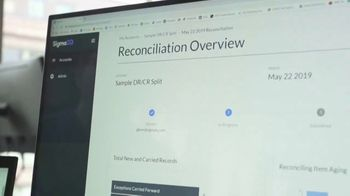 Sigma IQ TV Spot, 'Account Reconciliation' - Thumbnail 5