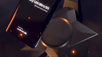 Samsung Galaxy S20 Ultra 5G TV Spot, 'The Ultimate Gaming Trophy' - Thumbnail 7