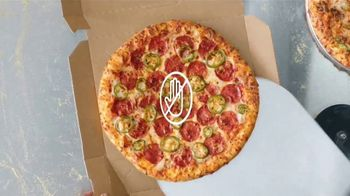 Domino's Mix & Match Deal TV Spot, 'Serio sobre la seguridad' [Spanish]