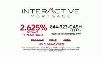 Interactive Mortgage TV Spot, 'Homeowners: 2.625 Percent' - Thumbnail 4