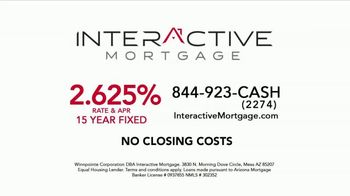 Interactive Mortgage TV Spot, 'Homeowners: 2.625 Percent' - Thumbnail 2