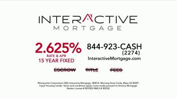 Interactive Mortgage TV Spot, 'Homeowners: 2.625 Percent' - Thumbnail 3
