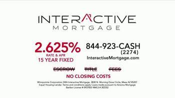 Interactive Mortgage TV Spot, 'Homeowners: 2.625%' - Thumbnail 4