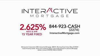 Interactive Mortgage TV Spot, 'Homeowners: 2.625%' - Thumbnail 1