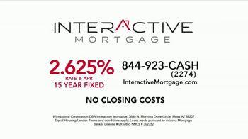 Interactive Mortgage TV Spot, 'Homeowners: 2.625%' - Thumbnail 2