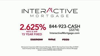 Interactive Mortgage TV Spot, 'Homeowners: 2.625%' - Thumbnail 3