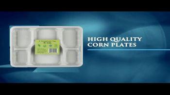 Verka Compartment Trays TV Spot, 'Corn Plates' - Thumbnail 2