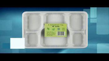 Verka Compartment Trays TV Spot, 'Corn Plates' - Thumbnail 4