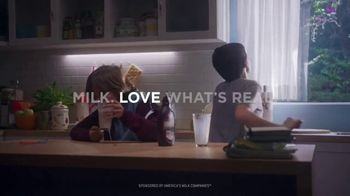 America's Milk Companies TV Spot, 'Good Stuff: Brothers' - Thumbnail 9