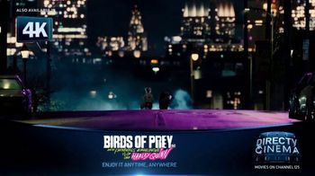 DIRECTV Cinema TV Spot, 'Birds of Prey' - Thumbnail 1
