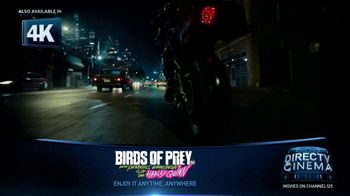 DIRECTV Cinema TV Spot, 'Birds of Prey' - Thumbnail 2