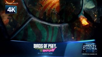 DIRECTV Cinema TV Spot, 'Birds of Prey' - Thumbnail 3