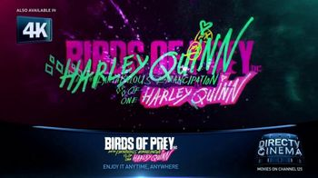 DIRECTV Cinema TV Spot, 'Birds of Prey' - Thumbnail 8