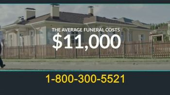 Senior Legacy Life TV Spot, 'Funeral Insurance' - Thumbnail 5