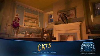 DIRECTV Cinema TV Spot, 'Cats (2019)' - Thumbnail 5