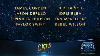 DIRECTV Cinema TV Spot, 'Cats (2019)' - Thumbnail 7