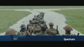 Spectrum On Demand TV Spot, '1917 and Star Wars: The Rise of Skywalker'