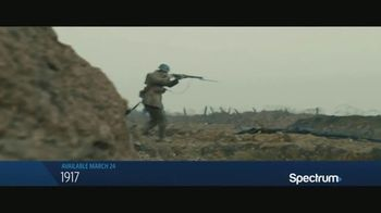 Spectrum On Demand TV Spot, '1917 and Star Wars: The Rise of Skywalker' - Thumbnail 2