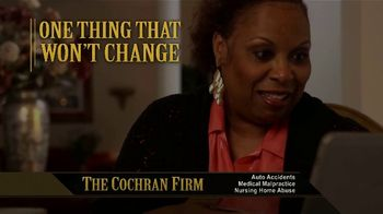 The Cochran Law Firm TV Spot, \'COVID-19: Life Has Changed\'