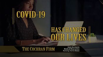 The Cochran Law Firm TV Spot, 'COVID-19: Life Has Changed' - Thumbnail 2
