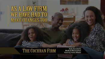 The Cochran Law Firm TV Spot, 'COVID-19: Life Has Changed' - Thumbnail 3