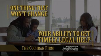 The Cochran Law Firm TV Spot, 'COVID-19: Life Has Changed' - Thumbnail 5