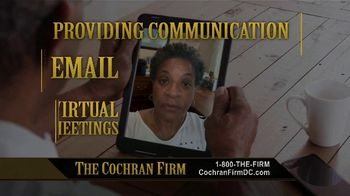 The Cochran Law Firm TV Spot, 'COVID-19: Life Has Changed' - Thumbnail 7
