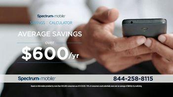 Spectrum Mobile TV Spot, 'Real People: $45 Per Line' - Thumbnail 6