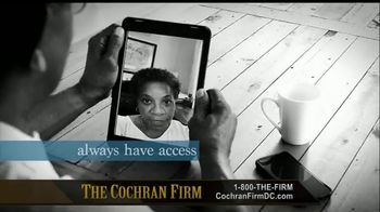 The Cochran Law Firm TV Spot, 'Here For You' - Thumbnail 7