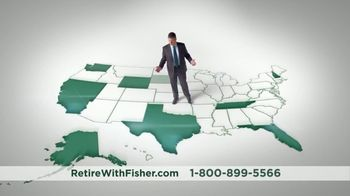 Fisher Investments TV Spot, 'How Far Does a Million Dollars Go?' - 444 commercial airings