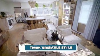 Wayfair TV Spot, 'HGTV: Extreme Makeover Home Edition: Versatile Style' - Thumbnail 2