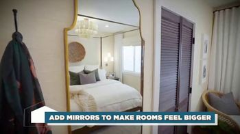 Wayfair TV Spot, 'HGTV: Extreme Makeover Home Edition: Versatile Style' - Thumbnail 6