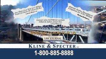 Kline & Specter TV Spot, 'Five Doctor Lawyers' - Thumbnail 10
