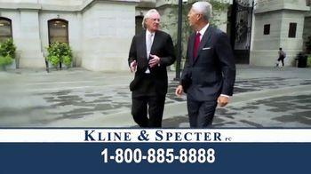 Kline & Specter TV Spot, 'Five Doctor Lawyers' - Thumbnail 6