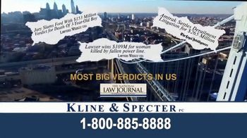 Kline & Specter TV Spot, 'Five Doctor Lawyers' - Thumbnail 9