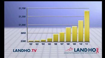 Land Ho Inc. TV Spot, 'Not Gold' - Thumbnail 3