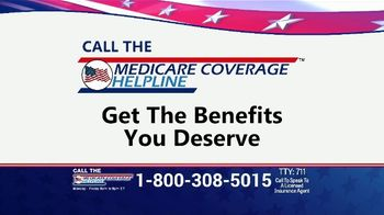 Medicare Coverage Helpline TV Spot, 'New Benefits: Home Delivered Meals' Featuring Joe Namath - Thumbnail 3