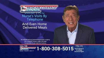 Medicare Coverage Helpline TV Spot, 'New Benefits: Home Delivered Meals' Featuring Joe Namath - Thumbnail 7