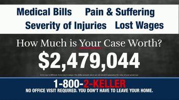 Keller & Keller TV Spot, 'Need a Lawyer' - Thumbnail 9