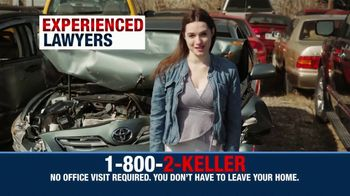 Keller & Keller TV Spot, 'Need a Lawyer' - Thumbnail 2