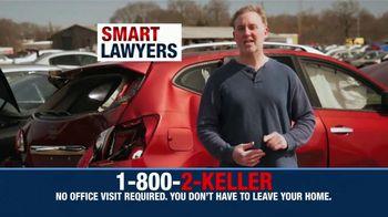 Keller & Keller TV Spot, 'Need a Lawyer' - Thumbnail 4