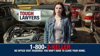 Keller & Keller TV Spot, 'Need a Lawyer' - Thumbnail 5