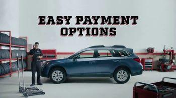 Big O Tires TV Spot, 'Flexible Credit Options' - Thumbnail 5