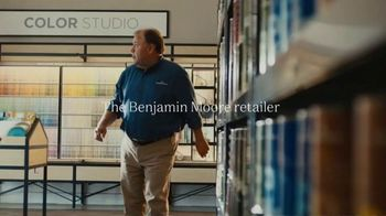 Benjamin Moore TV Spot, 'See the Love: Maestro' Song by Johann Strauss