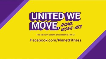 Planet Fitness TV Spot, 'More Important Than Ever: Home Work-Ins' - Thumbnail 4