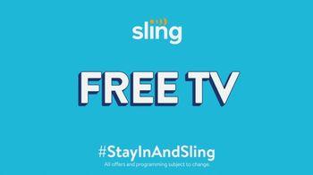 Sling TV Spot, 'Quarantine With Sling' - Thumbnail 6
