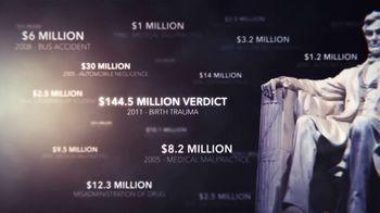 Fieger Law TV Spot, 'Justice Over Headlines' - Thumbnail 5