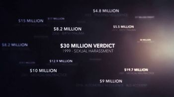 Fieger Law TV Spot, 'Justice Over Headlines' - Thumbnail 7