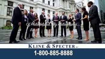 Kline & Specter TV Spot, 'Home Town Team' - Thumbnail 9