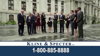 Kline & Specter TV Spot, 'Home Town Team' - Thumbnail 1